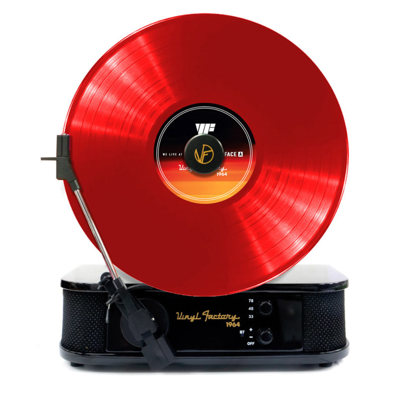 Platines vinyle vintage